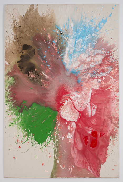 A History Waiting To Be Written: Ed Clark's High-Spirited, Abstract Paintings | ccATLANTA | Scoop.it