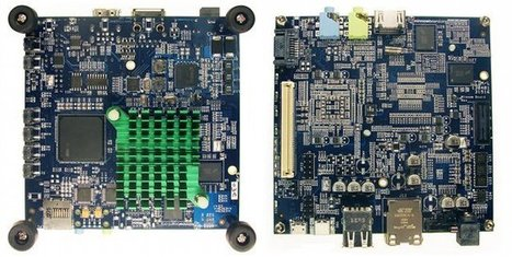 $199 Minnowboard is an Open Source Embedded Board Powered By Intel Atom E640 Processor | Embedded Software | Scoop.it
