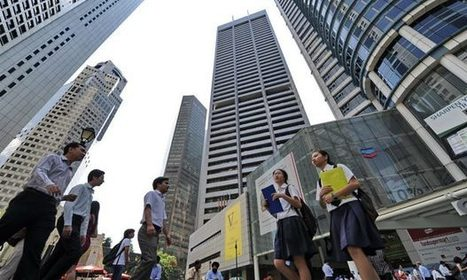 Sustainable cities: innovative urban planning in Singapore   IB Part 2: Urban Environments   Scoop.it