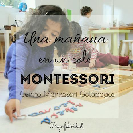 PEQUEfelicidad: UNA MAÑANA EN UN CENTRO MONTESSORI | Per llegir | Scoop.it