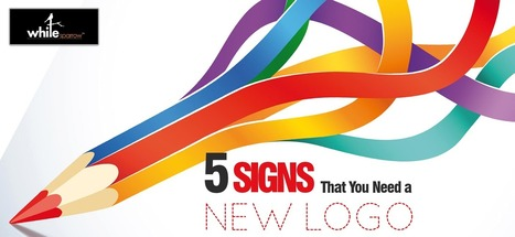 Graphic Designing Strategies : 5 Signs That You Need a New Logo | Online Marketing Strategy - SMO - SEO - WEBSITE - GOOGLE - Education | Scoop.it