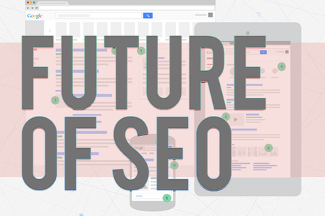The Future Of SEO in a Socially Driven World | The Future of SEO | Scoop.it