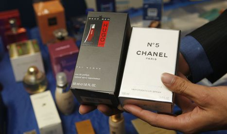 Counterfeit fragrances on the rise, could be hazardous to health | Xposed | Scoop.it