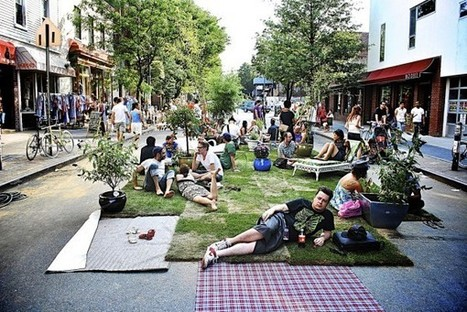 Tactical urbanism: the city as a laboratory for change | La ville, autrement? | Scoop.it