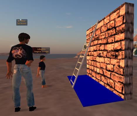 Pratiques pédagogiques dans les mondes virtuels | Metatrame | Scoop.it