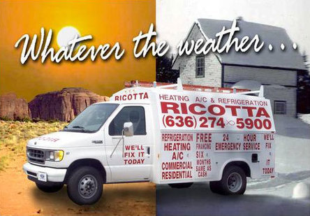 How to Become an HVAC Installation and Contractor ST Louis | Ricotta Heating & Air | Scoop.it