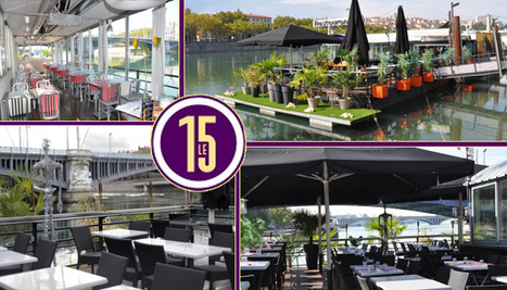Restaurant Le 15 | Lyon-sortie | Scoop.it