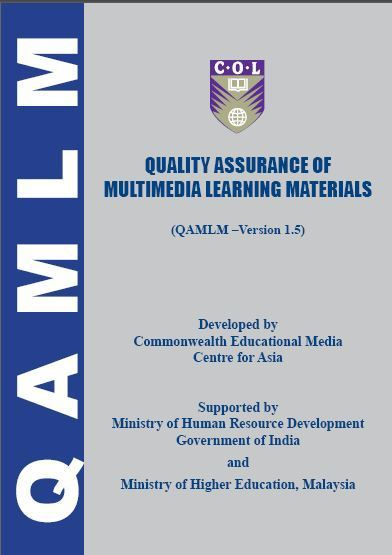 Quality Assurance of Multimedia Learning Materials: QAMLM Version 1.5 | iEduc | Scoop.it