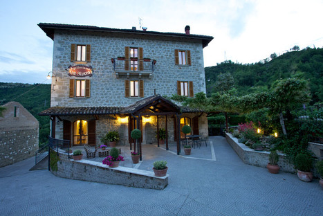 Best Le Marche Restaurants: Agriturismo La Rocca, Roccafluvione | Le Marche and Food | Scoop.it
