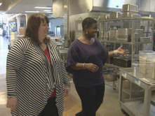 Passion For Food Leads To Mark In Philanthropy - CBS Local | Local Food Systems | Scoop.it