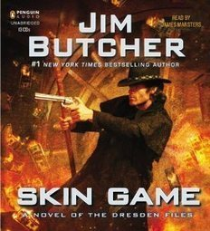 A Novel of the Dresden Files, Audio Book 15 Skin Game | Free Audio Books | Scoop.it