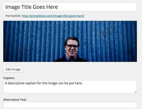 From Lightroom to WordPress: How to Create SEO-Optimized Images | Fotografia news | Scoop.it