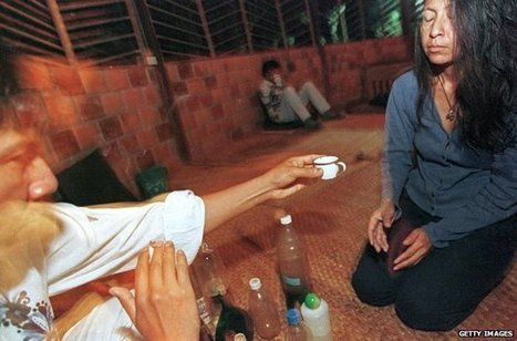 Why do people take ayahuasca?   Ayahuasca  アヤワスカ   Scoop.it