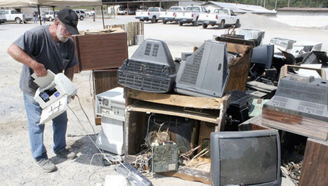 City collects more than 3 tons of electronics to recycle - The Alexander City Outlook | technology&communication | Scoop.it