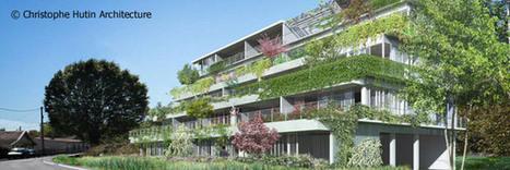 Des logements verticaux avec jardin - ETI Construction | Urbanisme et aménagement du territoire | Scoop.it