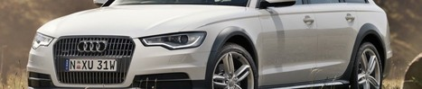 2013 Audi A6 Allroad 150 luxury off-road wagons for Australia - SpeedLux | Actualité Audi | Scoop.it