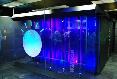 IBM Watson CTO: Quantum computing could advance artificial intelligence by orders of magnitude | Systems Theory | Scoop.it
