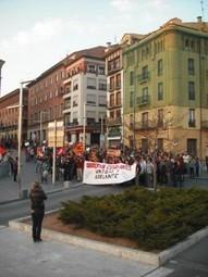 Teruel finaliza el 29M con llamamientos a la autoorganización, a participar en las asambleas y a empezar a preparar otra huelga general | AraInfo | Achencia de Noticias d´Aragón | #Vada29M | Scoop.it