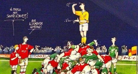 Blachon au musée jusqu'à la finale de la coupe du monde - ladepeche.fr | Histoire et patrimoine culturel du sport | Scoop.it