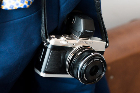 Review: Olympus E-P5 Can Do Tons But Weighs Just Ounces | Olympus PEN E-P5 | Scoop.it