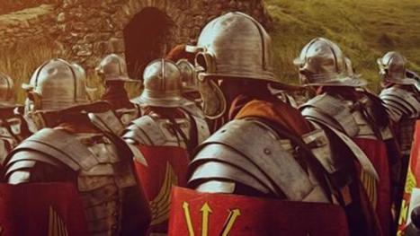Las legiones romanas enviadas a Israel para reprimir a los judíos podrían desvelar el misterio de las «armas del terror» | Enseñar Geografía e Historia en Secundaria | Scoop.it
