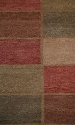 Rugsville Nomad Gabbeh Tribal Square Multi Wool Rug 13219 - MODERN | Oriental Rugs and Persian Rugs | Scoop.it