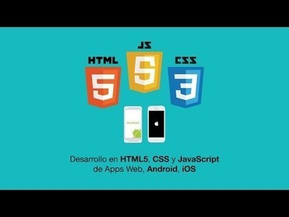 Curso gratuito sobre desarrollo de apps con HTML5, CSS y Javascript | El Mundo del Diseño Gráfico | Scoop.it
