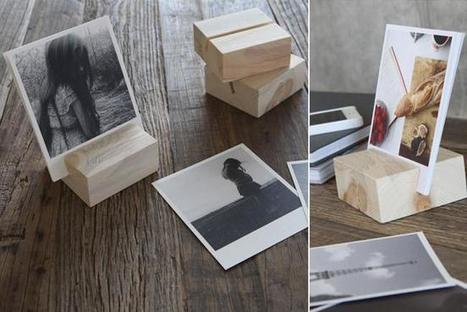 Hazlo tú mismo: un pequeño bloque de madera para mostrar tus ... - Decoesfera   Decoración   Scoop.it