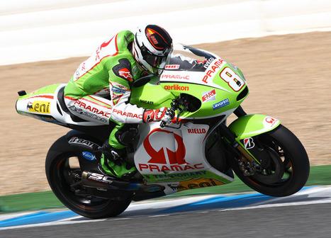 Toni Elias to replace Barbera at Laguna Seca | Pramac Racing | Ductalk Ducati News | Scoop.it
