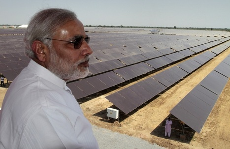India's New Leadership: 400 Million People Will Have Power In 5 Years With The Help Of Solar | leapmind | Scoop.it