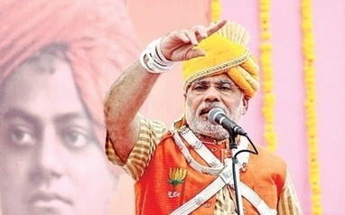 Modi Time Starts Now ? | politics | Scoop.it