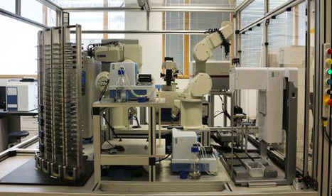 Robot Scientists could make Drug Development Faster and much Cheaper | Technology in Business Today | Scoop.it