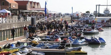 Port-Médoc : le salon nautique récidive les 18 et 19 juin | Revue de presse Pays Médoc | Scoop.it