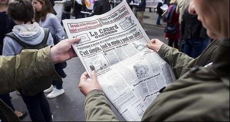 «Le Canard enchaîné» fête 100ans de succès | Actu des médias | Scoop.it