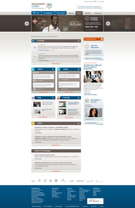 Engagement Global   Social Media Newsrooms   Scoop.it