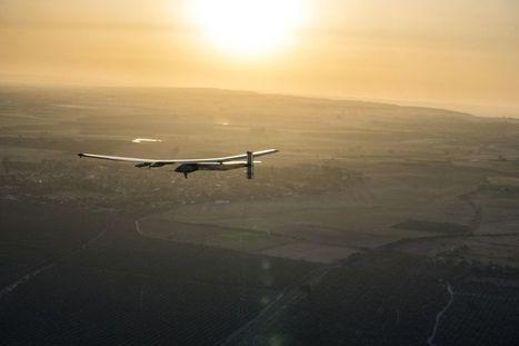 «Solar Impulse 2» achève son tour du monde | Planete DDurable | Scoop.it