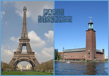 Déménager de Paris à Stockholm | Vivre sereinement son déménagement | Scoop.it