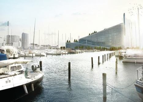 Amager Resource Center Copenhagen, Designed by Bjarke Ingels Group (BIG) | Green Building Design - Architecture & Engineering | Scoop.it