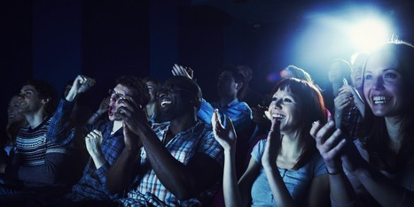 Movie theaters might begin encouraging second screen on mobile phones   Richard Kastelein on Second Screen, Social TV, Connected TV, Transmedia and Future of TV   Scoop.it