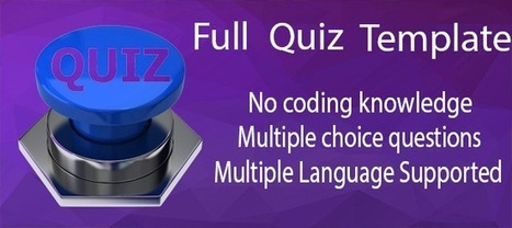 Buy Quiz Template (TWD Edition) Full Games For Android | Chupamobile.com | Mobile App Development | Scoop.it