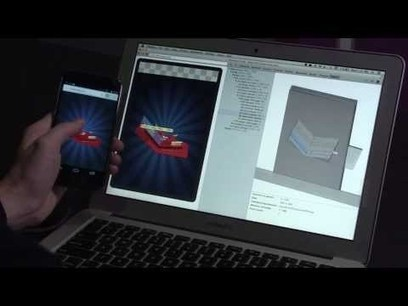 ▶ Screencast with Chrome DevTools for Mobile - YouTube | Engineer Betatester | Scoop.it