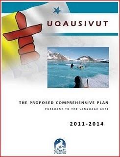 Making It Work: Implementing #Nunavut's Historic Language Acts | Inuit Nunangat Stories | Scoop.it
