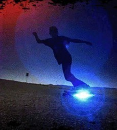 Illuminated Skateboards with Motion-Activated Lighting | Inspiring Small Business Success Stories | Scoop.it