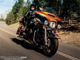 2014 Harleys Debut 1st Liquid-Cooled Tourers - MotorcycleUSA.com | HD Harley Davidson | Scoop.it