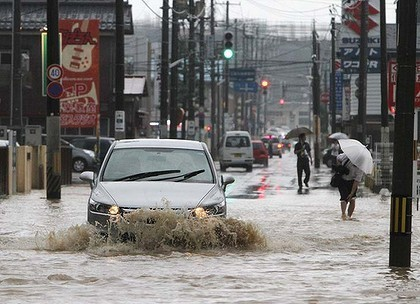 [Eng] Le Japon reçoit un autre coup cruel de la nature | SMH.com.au | Japon : séisme, tsunami & conséquences | Scoop.it