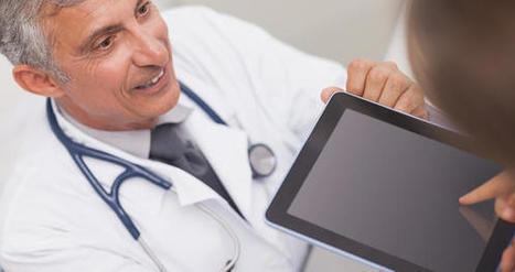 L'utilisation de la tablette monte en puissance dans le secteur de la santé | mlearn | Scoop.it