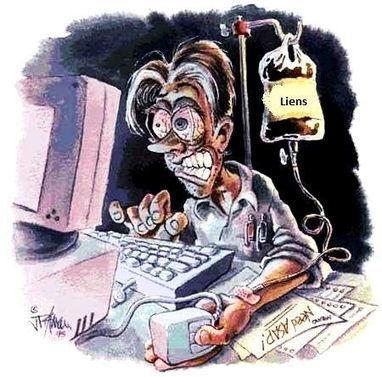 Une addiction terrible pour les pros du web ! | Réferencement web | Scoop.it