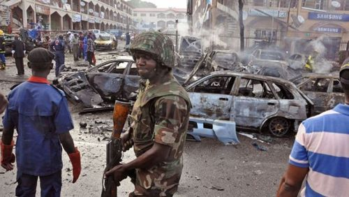Ramadan Bombathon: Many dead as Islamic group Boko Haram bomb rocks Nigerian city - Pamela Geller, Atlas Shrugs