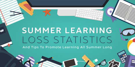 Summer Learning Loss Statistics + Tips To Promote Learning All Summer Long | Technologies for Teaching, Learning & Collaborating | Scoop.it
