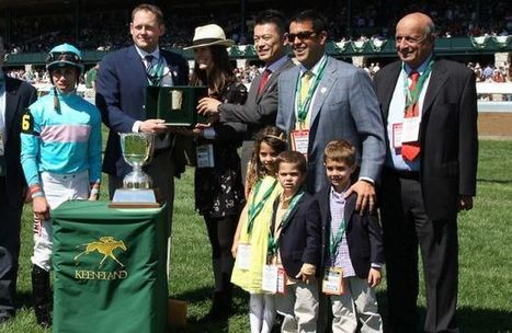 OwnerView Accepting Nominations for New Owner of the Year - Horse Racing Nation   Racing Business   Scoop.it